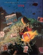 USPS 1994 Festschrift Komplett Briefmarke Sammlung mit 1995 Schatz von K... - $35.00