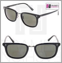 Oliver Peoples Kettner OV5339S Black Polarized Glass Square Sunglasses 5339 - $266.41
