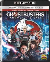 Ghostbusters (2016) - [4K UHD + 3D + Blu-ray]