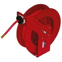 """JET 426238 AHR-50 Steel Air or Water Hose Reel 3/8"""" x 50 feet - $188.10"""
