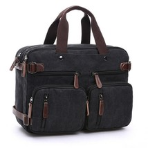 BDF Superior Men handbag multi-functional cross-body bag Large messenger... - $54.24