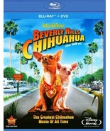 Beverly Hills Chihuahua (2009 Blu-ray/DVD, Widescreen, Disney, 2-Disc Se... - $6.99