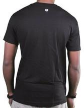 Kr3w Skateboard Noir Hommes S' KR3W Vous ! Vis Fu T-Shirt Nwt image 2