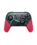 For NS Switch Pro Splatoon2 Xenoblade Bluetooth Wireless Gamepad Remote ... - $40.26