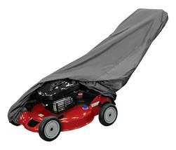Dallas Manufacturing Co Push Lawn Mower Cover - Black - $36.61