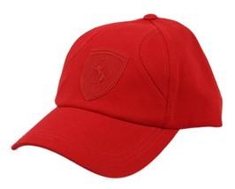 Puma Ferrari Men's F1 Team Adjustable Trucker Baseball Cap Hat PMMO3023 image 2