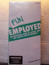 Funemployed: The Interview Game of Actual Jobs and Absurd Qualifications - $12.86