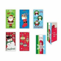6 Assorted Embellished Gift Card Money Holder Cards, Set of 6 Cards for... - $9.77