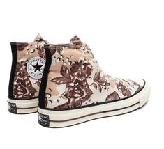 1970's Floral Sneaker Hi Star Mayflower Chuck 148553 Taylor All 70 Rose Converse dtq1wA84