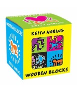 Mudpuppy Keith Haring Wooden Blocks - $19.99