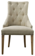 Upholstered Wood Chair - $471.37