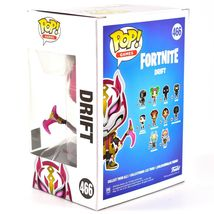 Funko Pop! Games Fortnite Character Drift #466 Vinyl Action Figure NIB IN HAND image 3