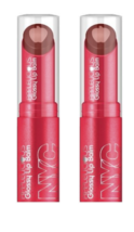 NYC Applelicious Glossy Lip Balm - Big Apple Red 356 (2-Pack) - $32.99