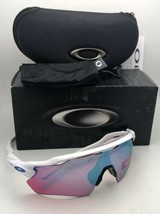 New OAKLEY Sunglasses RADAR EV PATH OO9208-4738 White Frame w/ PRIZM Sno... - $219.95