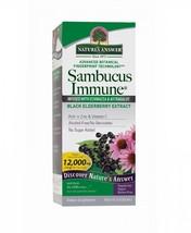 Healthy Immune System with Sambucus Black Elderberry 12,000 mg 4 fl oz 1... - $24.98