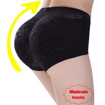 NINGMI Padded Pants Shaper Seamless Big Ass Control Panties Buttocks Pus... - $22.00