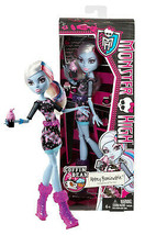 """Monster High Coffin Bean Abbey Bominable 11"""" Doll New in Box - $27.88"""