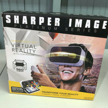 Sharper Image Smartphone Virtual Reality Glasses Goggles NO CONTROLLER - £4.65 GBP
