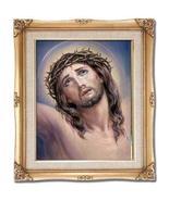 Head of Christ Framed Art - $108.00