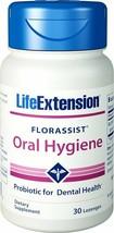 Life Extension Florassist Oral Hygiene 30 Lozenges - $18.13