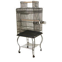 A&E Cage Platinum Economy Play Top Bird Cage 20x20x58 In 644472017199 - £138.73 GBP