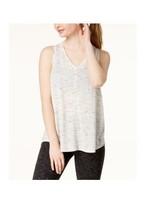 Calvin Klein Womens Vent Back Tank Top Mist Heather Size XL - $28 - NWT - $9.26