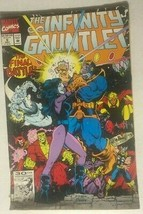 THE INFINITY GAUNTLET #6 (1991) Marvel Comics Thanos VG/VG+ - $14.84