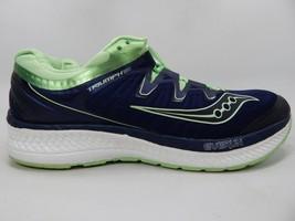 Saucony Triumph ISO 4 Size US 10 M (B) EU 42 Women's Running Shoes Blue S10413-3
