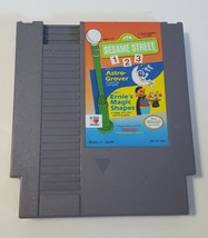 SESAME STREET 123 Astro-Grover Nintendo NES Video Game Cartridge - $7.87