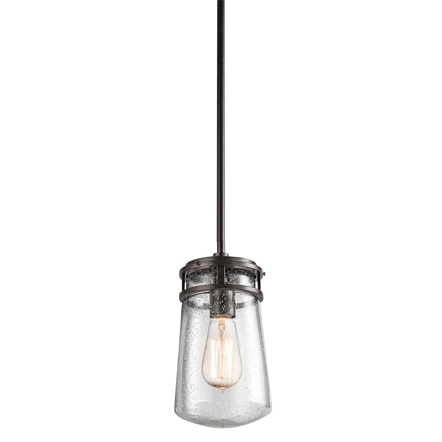 Primary image for Kichler 49447AZ Lyndon Outdoor Pendant 6in 1-light