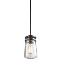 Kichler 49447AZ Lyndon Outdoor Pendant 6in 1-light - $159.99