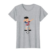 Brother Shirts - Funny Soccer Shirt Dabbing United States T Shirt Wowen - $19.95+