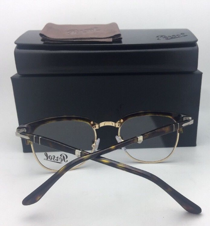 de39292726eb Folding PERSOL Rx-able Eyeglasses 3132-V 108 and 41 similar items