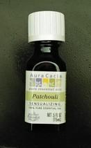 Aura Cacia Dark Patchouli Essential Oil 0.5 fl. oz.
