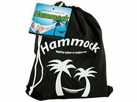 Nylon Hammock in Carrying Bag - $14.00