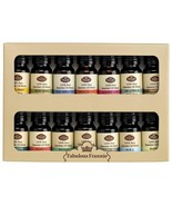 Essential Oil Blend Set 14/10ml-100% Pure Therapeutic,Aromatherapy,Massage - $39.99