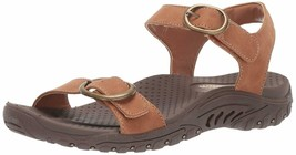 Skechers Women's Reggae-Always Strapped Slingback Sandal Tan 6 M - $39.59