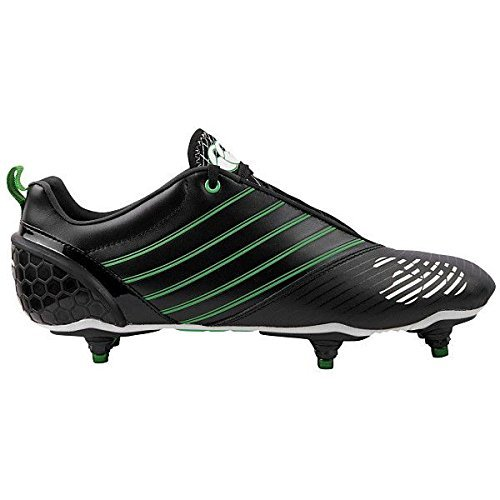 Canterbury Speed Elite Rugby 6 Stud Boots, Black, Size 8 M us