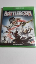 Battleborn - Microsoft Xbox One 2016 Brand New FACTORY Sealed - $9.49
