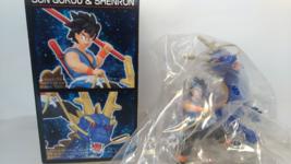 Dragon Ball   Bandai  Son Gokou & Shenron(Blue)  Fantastic Arts Figure  ... - $26.26