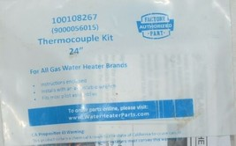 A O Smith Thermocouple Kit 24 Inch For All Gas Water Heater Brands 100108267 image 2