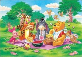 80 Peace For Child Puzzle Disney Everyone And Picnic [Child Puzzles] - $23.00