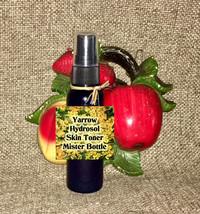 Yarrow & Honey Toner Facial Cleanser 4 oz Balance pH Cleanse Moisturize Heal Soo - $19.99