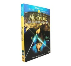 Princess Mononoke (DVD 2000) Brand New - $3.99