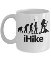 Hiking - I Hike Coffee Mug - $15.99
