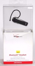 New Jabra Verizon Bluetooth Headset Black VBT3050, BT3050 - $29.14
