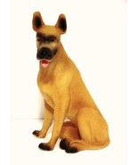 Great Dane Fine Porcelain Aldon 1980 Vintage Dog Puppy Figurine 8 inches... - $18.80