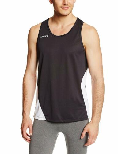 Large ASICS Men's Wicked Wrestling Singlet Tank Top Shirt Workout Gym