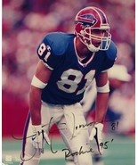 JUSTIN ARMOUR SIGNED 8X10 PHOTO BUFFALO BILLS FOOTBALL PICTURE AUTOGRAPHED - $4.94