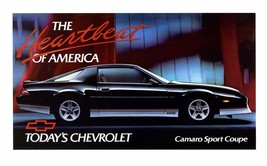 1988 Chevy Camaro Z28 in black and silver pro,  24 x 36 INCH POSTER,  sp... - $18.99